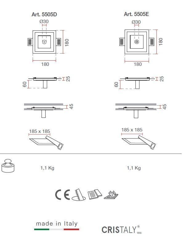 5505DE tech